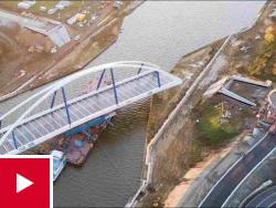 Verhoging bruggen Albertkanaal op kruissnelheid